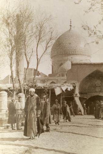 بغداد جامع الميدان عام 1914