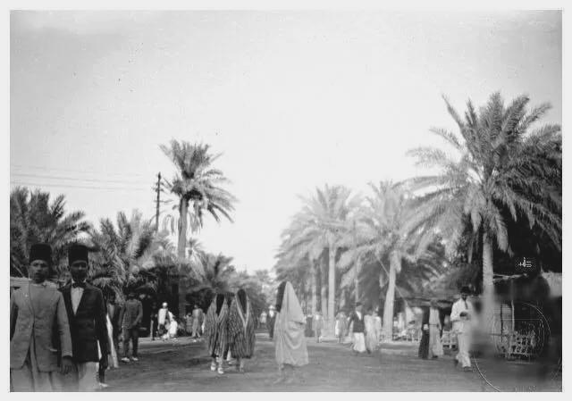 مجموعة من النساء العراقيات اليهوديات 1916