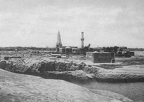 مقبرة الشيخ عمر السهروردي