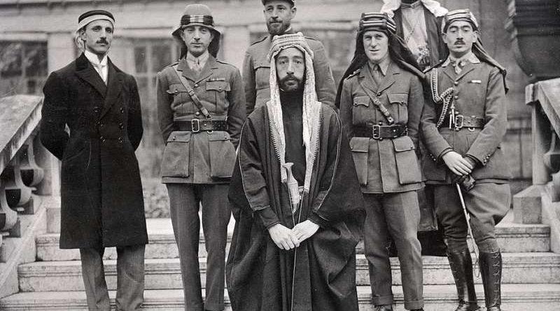 العراق خلال 1915 - 1916 من وجهة نظر مؤرخ إنكليزي