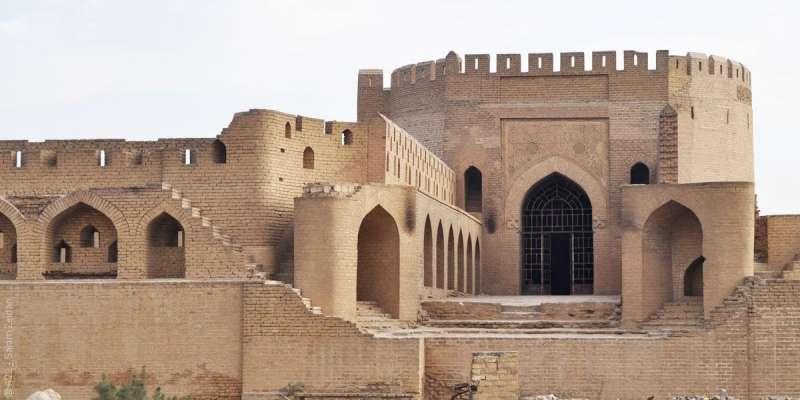 تراث بغدادي في آثار عراقية