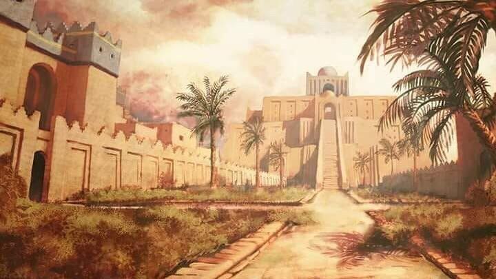 وادي الرافدين وأول المكتبات الطينية