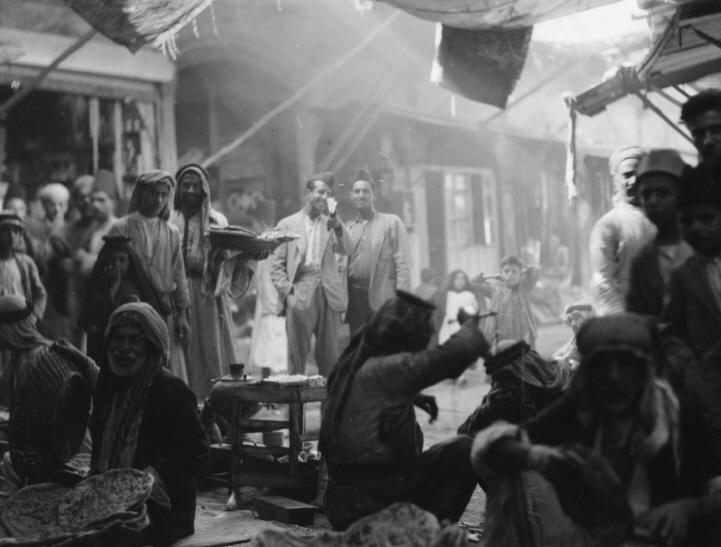أسواق الموصل القديمة