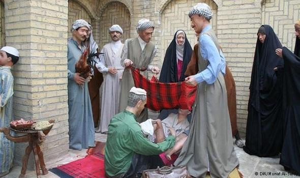 التراث البغدادي