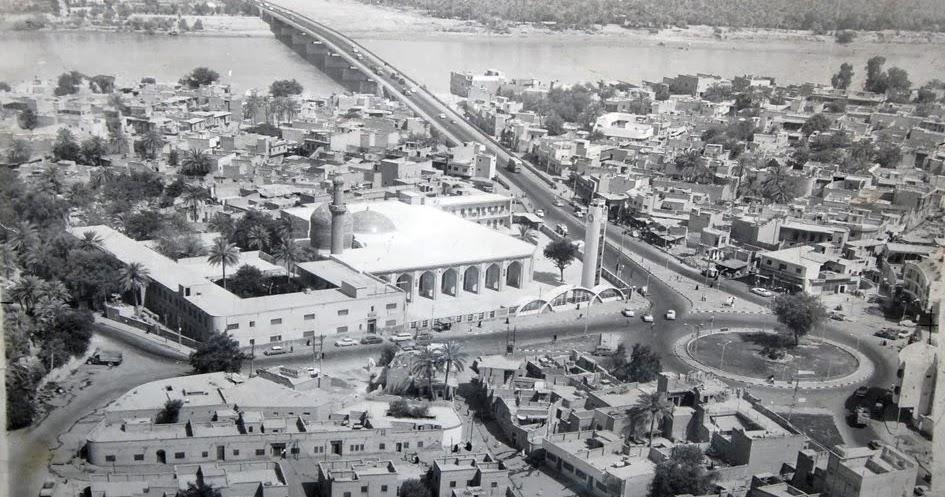 العراق في الخمسينات