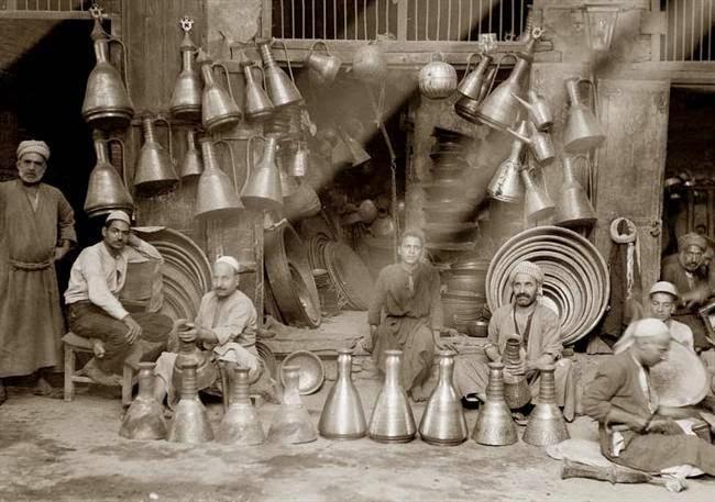سوق الصفافير في بغداد