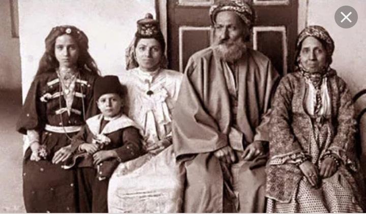 العوائل العراقية اليهودية